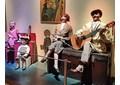 Marionetas de Eugenio Balder en el Museo Nacional del Teatro de Almagro
